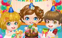 Verjaardag Baby Lily