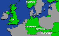 Avrupa haritaları