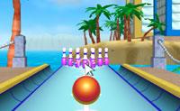 Plaj bowling 3D