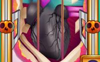 Monstruo operación cardiaca