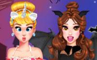 Spooky princess
