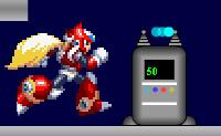 Megaman Zero Race
