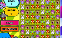 Bejeweled de animales