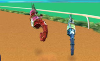 Shark Tale Rennen