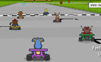Puppy Rennfahrer