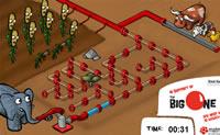 Construir conducto de agua