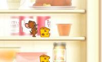 Tom Jerry koelkastgevecht