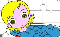 Colorear el baño