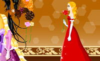 Bruid opmaken 1