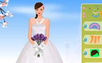 Bruiloftsjurk maken