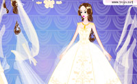 Bruiloftsjurk maken 3