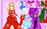 Choisis une robe de poupée