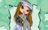 Appareil photo de Bratz