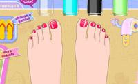 Enfeitas pés