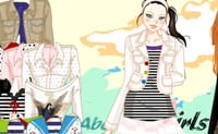Wildes Mädchen stylen