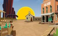 Cowboy Schule