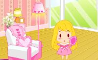 Mobiliar quarto de bonecas 2