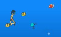 Jovem pescador