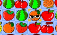 Fruta en Raya