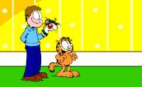 Crée ta BD Garfield