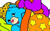 Kolorowanie Niedźwiadki
