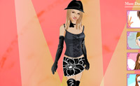Britney Aufstylen