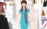 Modemeisje Opmaken 8