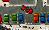 Lieferwagen einparken