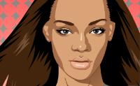 Vesti e trucca Rihanna