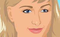 Maquilhagem de Paris Hilton