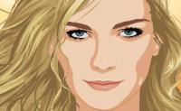 Maquilhagem de Kirsten Dunst