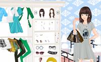 Alege îmbrăcămintea fetei! 25