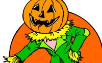 Online Halloween Kleuren 2