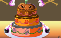 Halloween Kuchen Backen