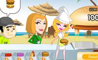 Preparazione di hamburger - 6