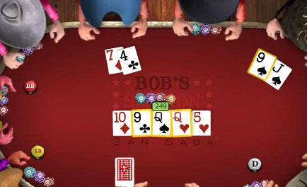 Poker Gouverneur