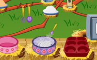 Pieczenie Muffins