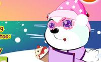 Veste o Urso Polar