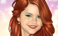 Maquilhagem de Selena