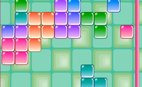 Obrócony Tetris