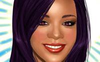 Maquilhagem de Rihanna 3