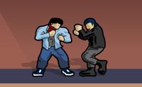Luptătorul de stradă 15