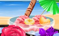 A minha sobremesa de frutas