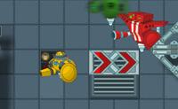 Roboter Race