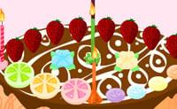 Jouw eigen verjaardagstaart