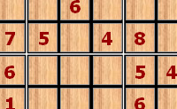 Originelles Sudoku