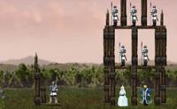 Burgen belagern