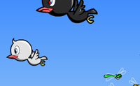 Pájaro Hambriento
