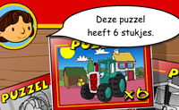 Bob de Bouwer Puzzel