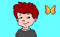 Kolorowanki Chłopiec